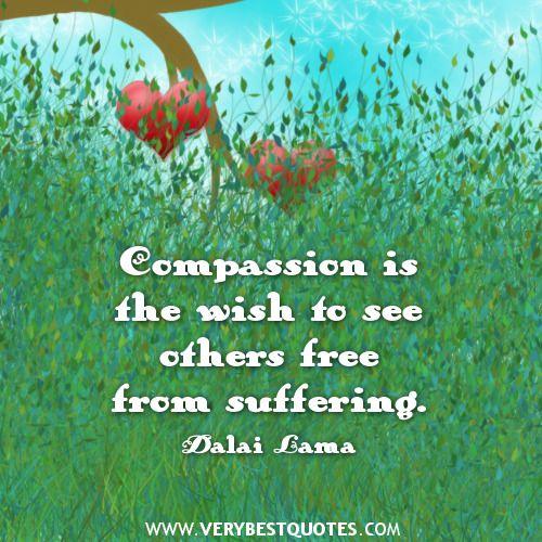 """Compassion"" Quotes"